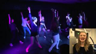 Scene II Performing Arts Academy Promo 2015