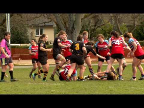 CW Rugby 2017 03 25 Senior Women vs Capilano Windsor Park