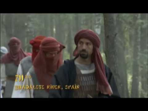 The Berbers and Tariq Ibn Ziyad. The conquest of Spain