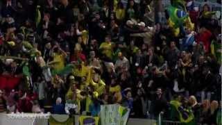 Gols - Brasil 6 x 0 Iraque - Amistoso Internacional - 11/10/2012 - Globo HD
