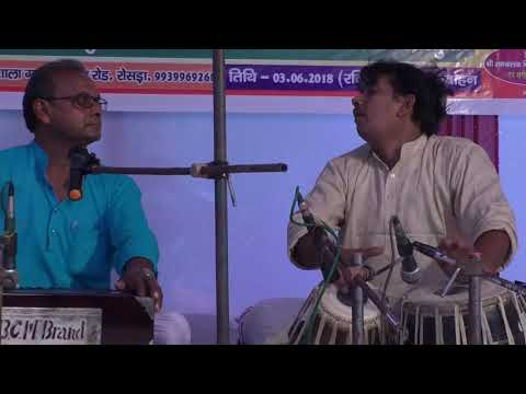 Tabla solo live  performance by Master Abhay Kumar Ray