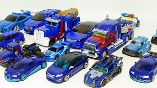 Blue Color Transformers Carbot Tobot Vehicle Transformation Car Toys ??? ?? ?? ????? ??? ??? ?? ???
