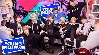 """Stray Kids Play a Game of """"I Am...""""!"""