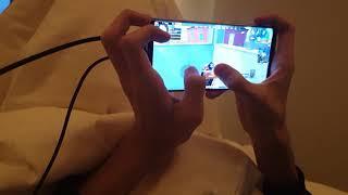 PUBG MOBILE. За Жеку пятипалого слыхал?! Женя Arxy демонстрирует игру в 5 пальцев на телефоне.