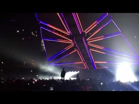 """The Weeknd -""""Starboy"""" Phoenix, AZ. 05/02/17"""
