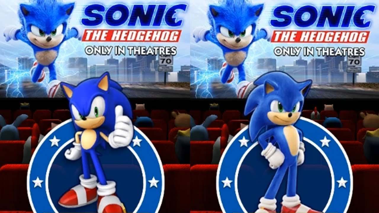 Sonic Dash New Update Sonic Vs Teen Sonic Youtube
