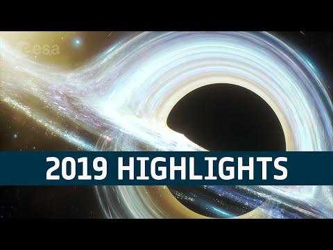 ESA highlights 2019