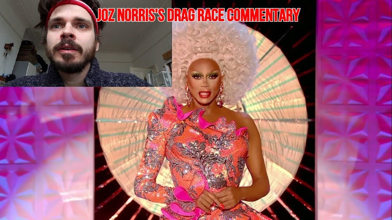 Joz Norris's Drag Race Commentary