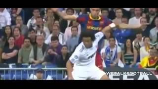 barcelona vs real madrid El lado sucio de El Clásico   peleas, faltas,  y  tarjetas rojas...