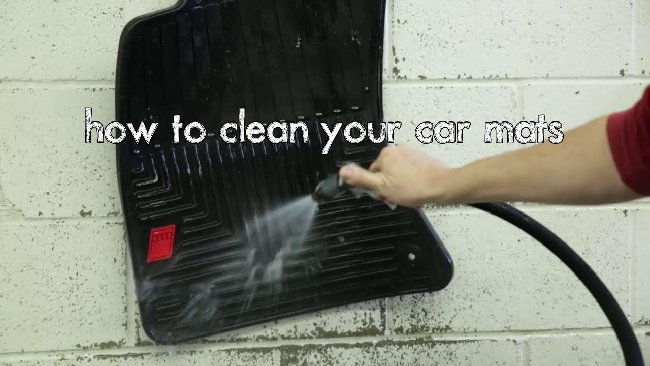 Weathertech floor mats cleaning - How To Clean Your Car Floor Mats