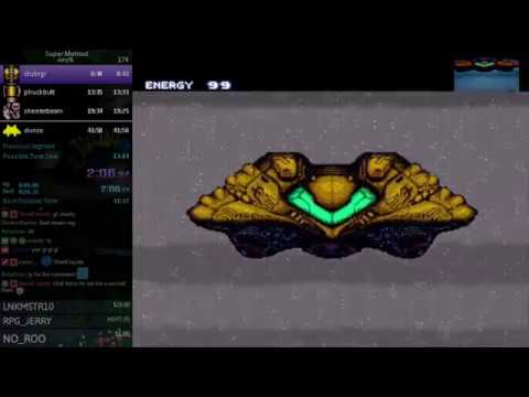 Super Metroid any% in 41:49