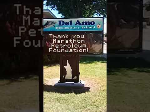 Del Amo Elementary School close down : coronavirus ????????