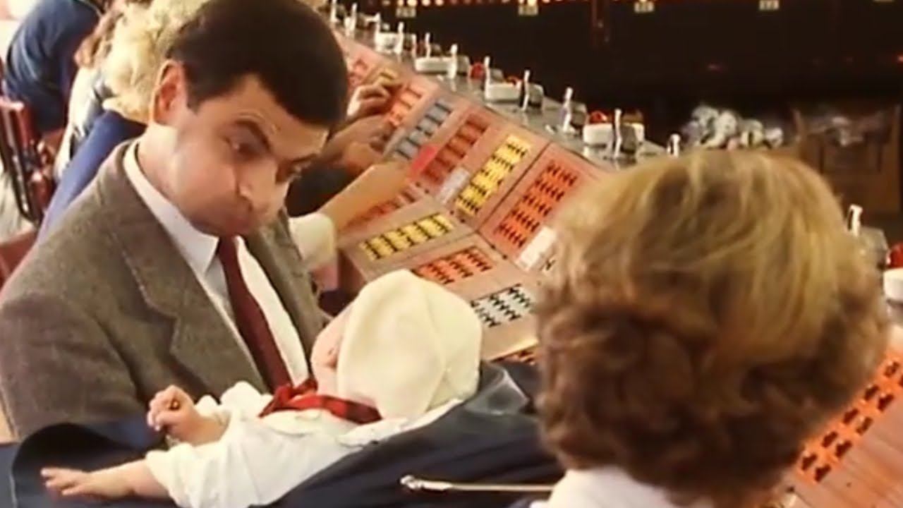 Mind the baby bean episode 10 classic mr bean youtube mind the baby bean episode 10 classic mr bean solutioingenieria Images