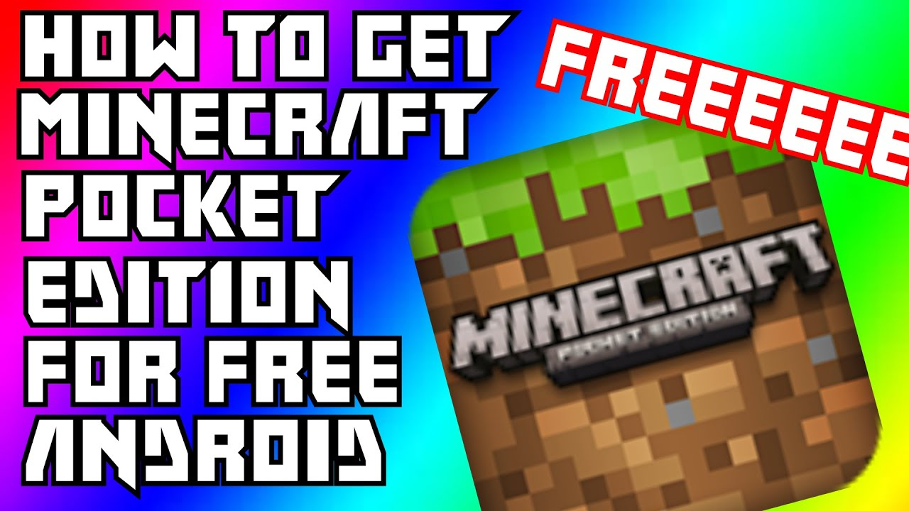 how to get mcpe for free