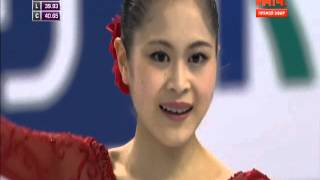 Figure Scating Championship Boston 2016. Satoko Miyahara (宮原知子)...