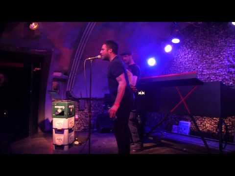 Sleaford Mods (UK) 29.4.2015 live at the Rockhouse Salzburg