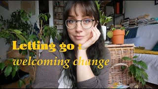I changed jobs - Letting go - a raw emotion video