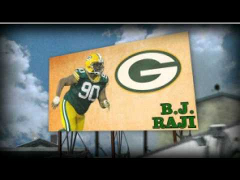 BJ Raji interview on The Dan Patrick Show 11/08/2011