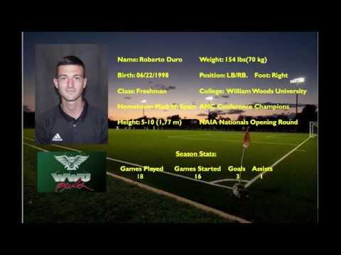 Roberto Duro Highlights WWU 2017