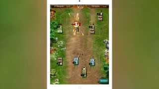 World War III: Танк видео геймплея (gameplay) HD качество