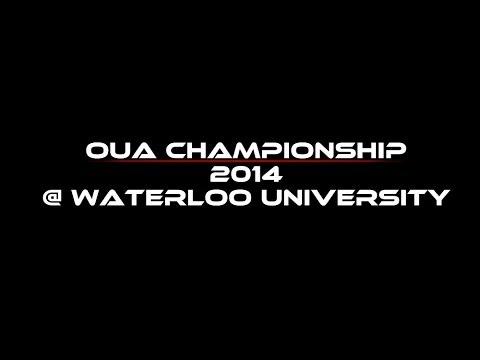 OUA2014 - MD Group F - Ho Ming L/Shi Han vs Dexter C/Robbie T (Waterloo)
