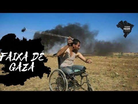 #13 - 01/02 - GAZA! Massacre ou proteção de fronteira?