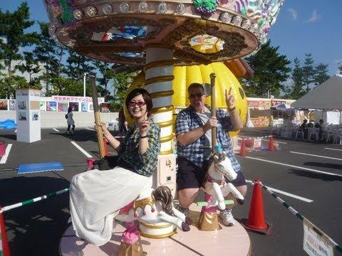 Shimane Myth Expo 2012 in Taisha