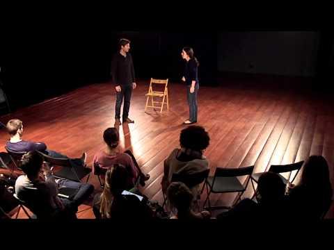 Cours d'art dramatique, Avec Steve Kalfa (Dom Juan)