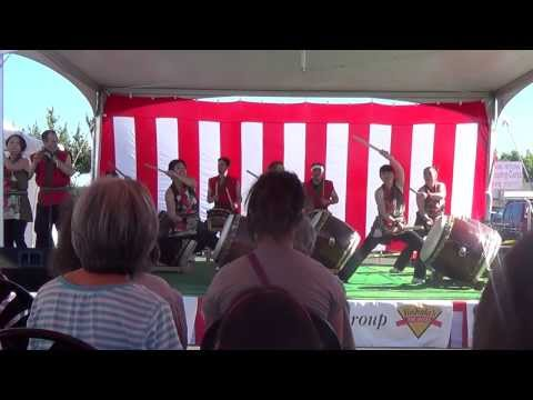 Umi No Hayashi (Uwajimaya's Summer Festival)