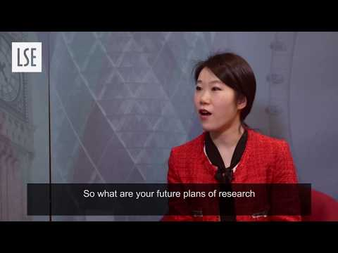 LSE Research in Mandarin   Functional data analysis and machine learning