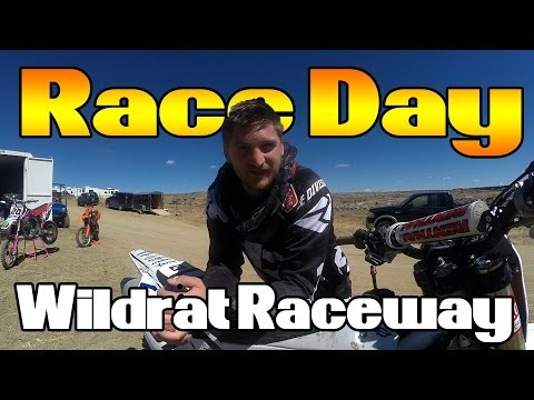 Race Day With DeeO | WildRat 450B | 4/2/2016