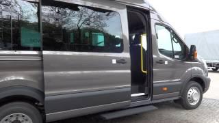 GERMAZ - Ford Transit MiniBUS 2015