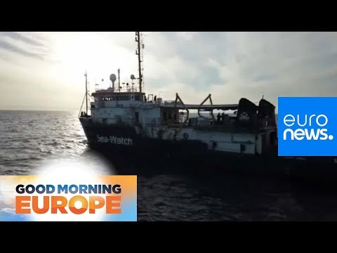 Pope intervenes in latest migrant vessel row