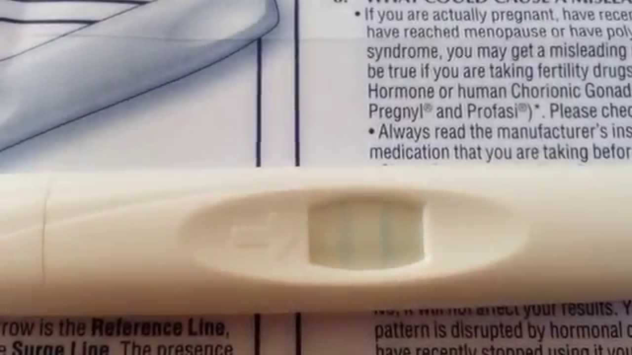 You have ovulation test when pregnant thanks