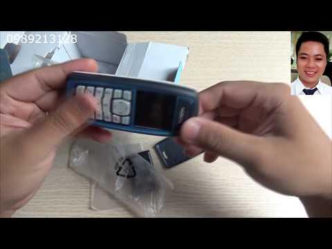 Review điện thoại cục gạch Nokia 3100