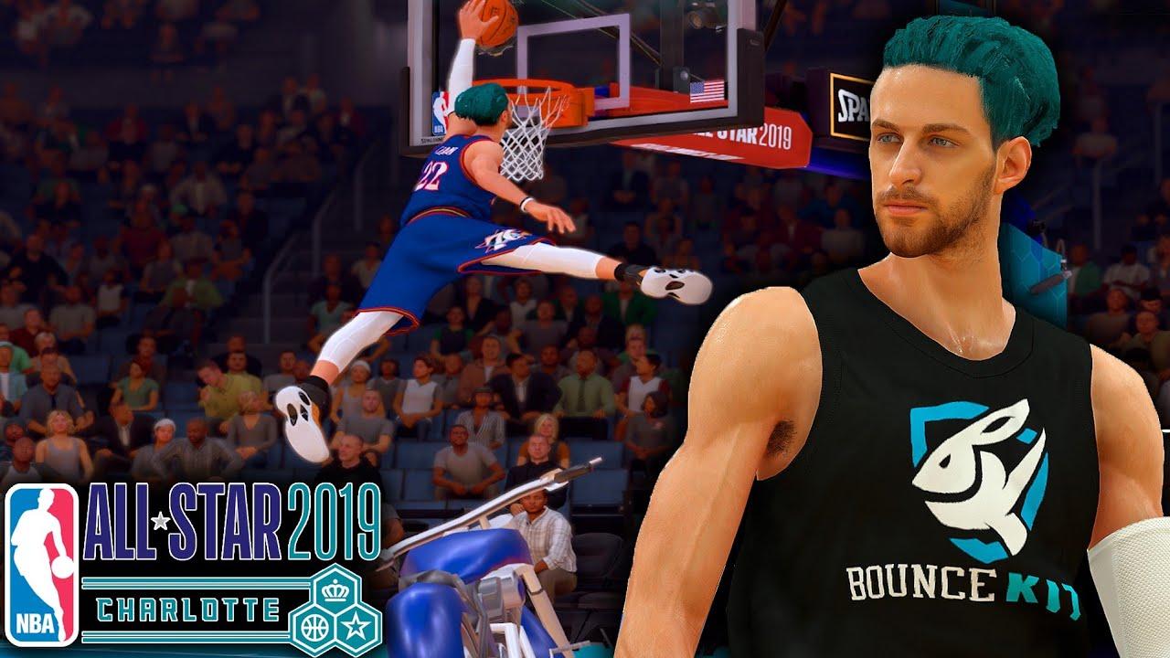 "unikalny design dla całej rodziny moda designerska Jordan Kilganon Joins The 2019 NBA SLAM Dunk Contest! ""HE SHUTS IT DOWN  EASILY!!"" | DominusIV"