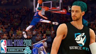 "Jordan Kilganon Joins The 2019 NBA SLAM Dunk Contest! ""HE SHUTS IT DOWN EASILY!!"" 