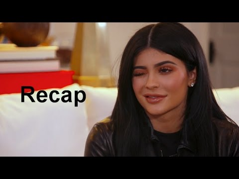 Kylie Jenner Doesn't Know How To Wink - KUWTK Recap