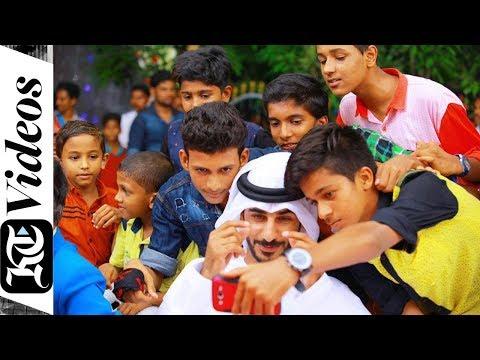 Meet the Emirati who sings Malayalam, Hindi and Arabic songs