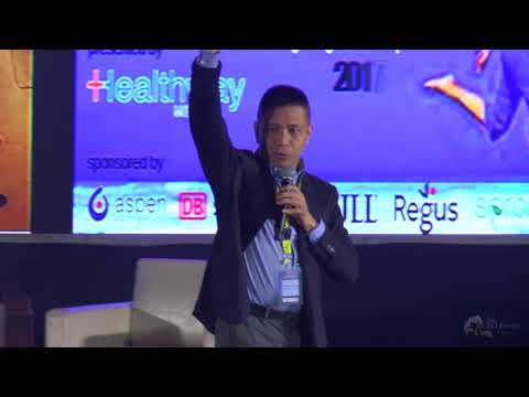Asia Health Summit 2017 Dr.  Marco Escareal