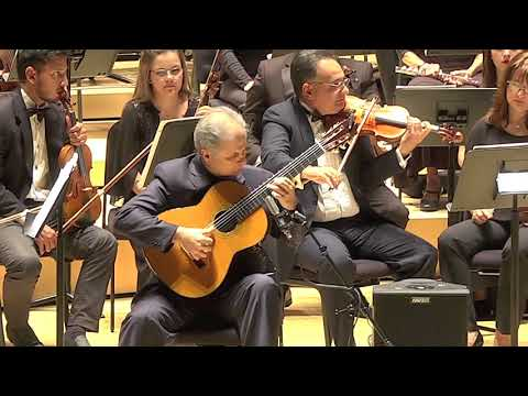 Tulio Cremisini. Concerto for Guitar and Orchestra. World Premiere