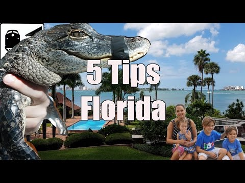 Visit Florida - Tips for Visiting Florida