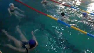 Аквааэробика на глубокой воде
