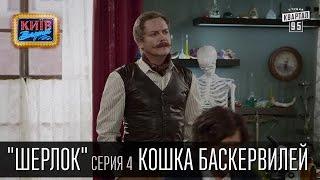 Шерлок - сериал пародия, серия 4 - Кошка Баскервилей (2015)