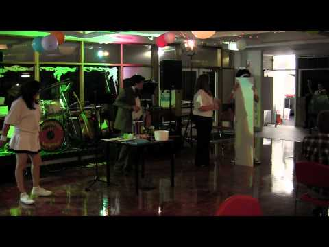 West Lakes Tennis Club 30th Anniversary Battle of the Sexes Comedy Skit