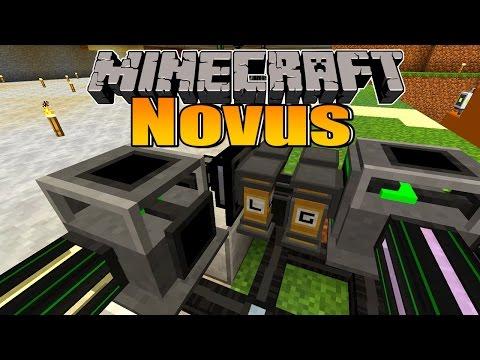 Plastik herstellen! - Minecraft NOVUS #71