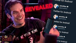 Jacksfilms Explains the Twitter for Android Tweets