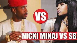 Nicki Minaj Blackmailed By Ex Boyfriend Safaree ? (Tweets And Photos)