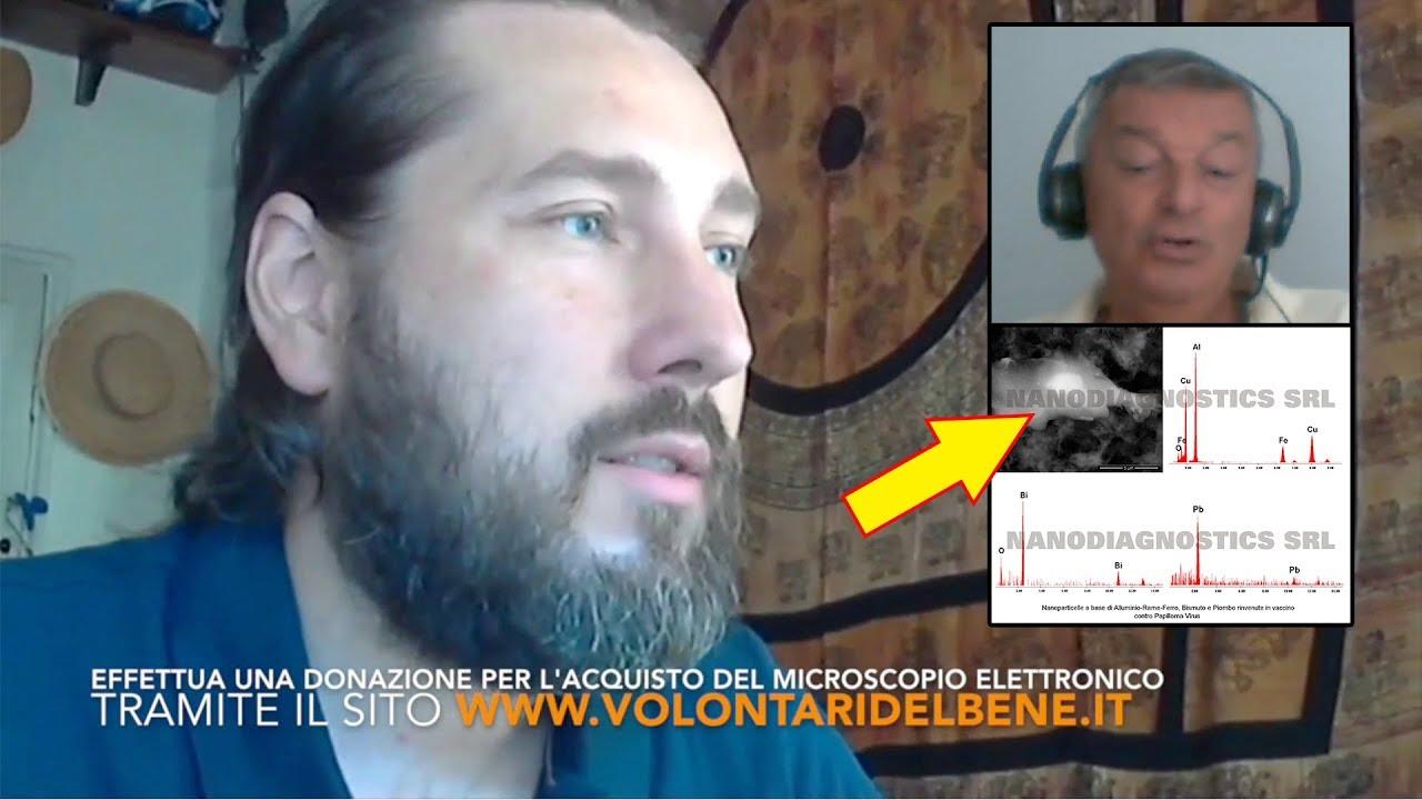 Subito Censurato, Stefano Montanari ci mostra le prove in diretta