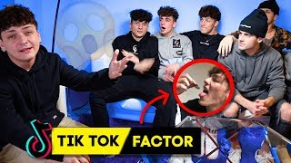 FEAR FACTOR *TIK TOKER EDITION* Ft. Tayler Holder , Tony Lopez & Zach Clayton